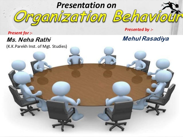 Presentation on                                              Presented by :-Present for :-Ms. Neha Rathi                  ...