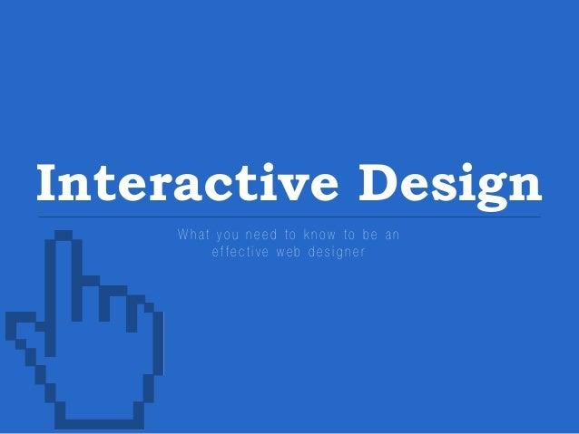 Intro to User Centered Design Workshop