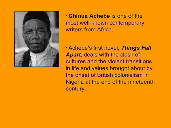 themes of things fall apart Things fall apart is about the tragic fall of the protagonist, okonkwo, and the igbo culture okonkwo is a respected and influential leader within the igbo co major themes in things fall apart use of language in things fall apart study help.
