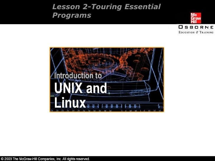 intro unix/linux 02