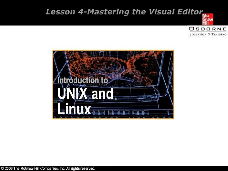 intro unix/linux 04