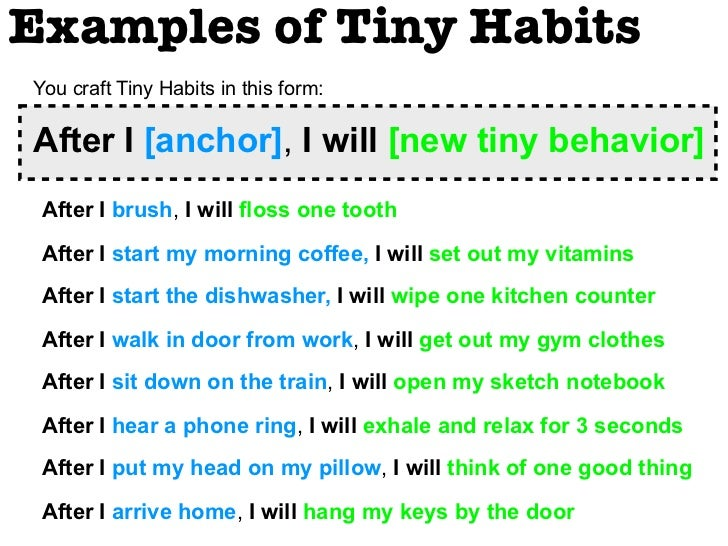 Intro 3 Tiny Habits with Dr. BJ Fogg