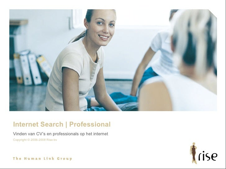 Intro Rise Internet Search Professional