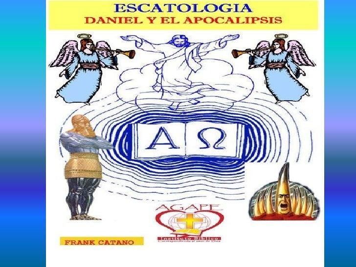 Intro a la escatologia biblica