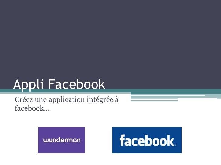 Intro appli facebook_v1.1