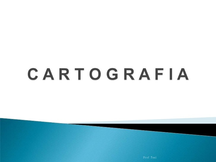 Introd cartografia 1ª