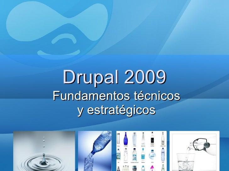 Introducción a Drupal como estrategia de gestión de información