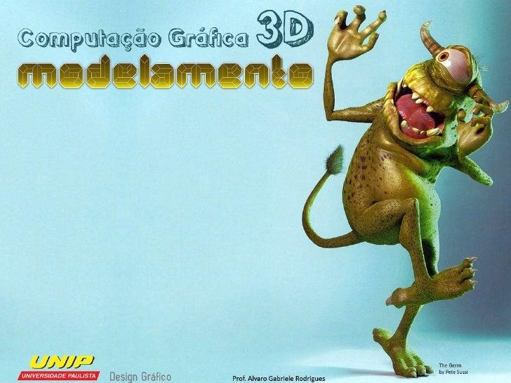 Introducao a Modelagem3D