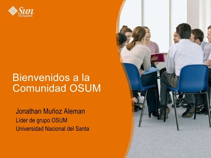 Introducción a la Comunidad OSUM