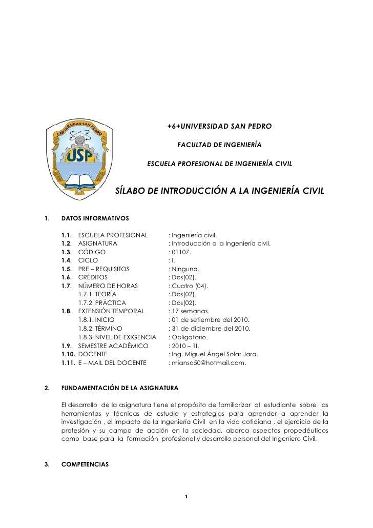 +6+UNIVERSIDAD SAN PEDRO                                            FACULTAD DE INGENIERÍA                                ...