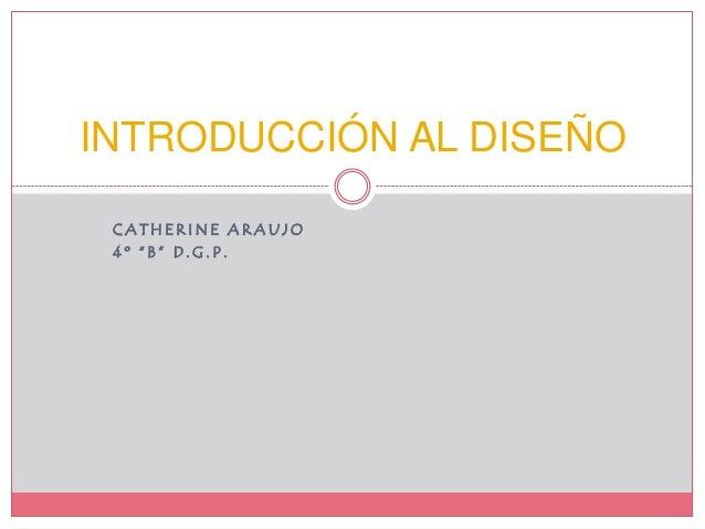Introducción al diseño