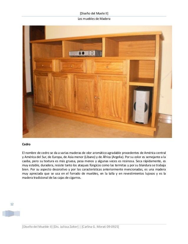 Introducci n a los muebles de madera - Muebles para cds madera ...