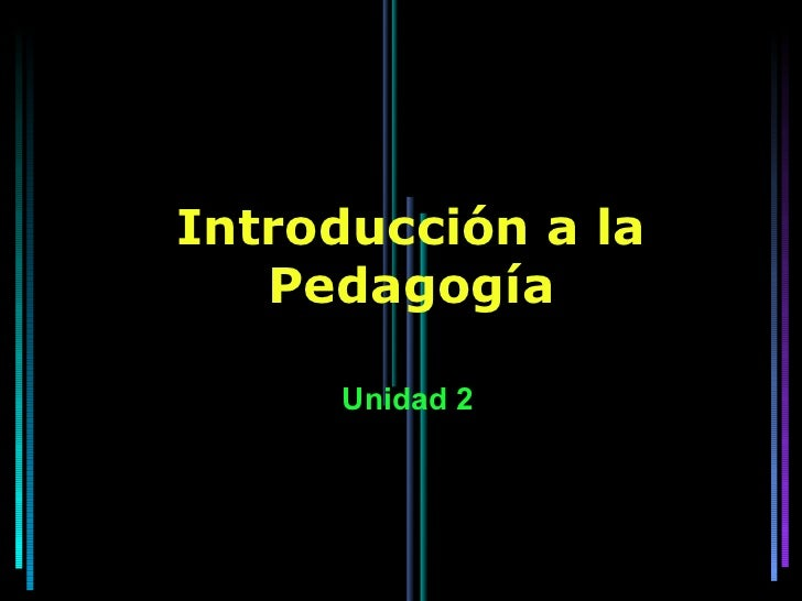 Introducción pedagogía basesconceptuales00