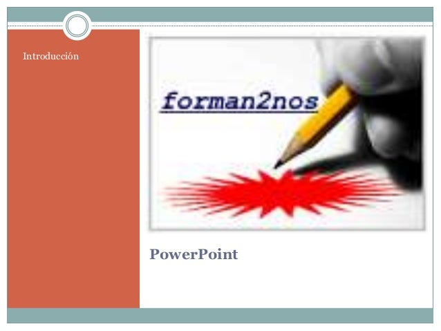 Introducción power point
