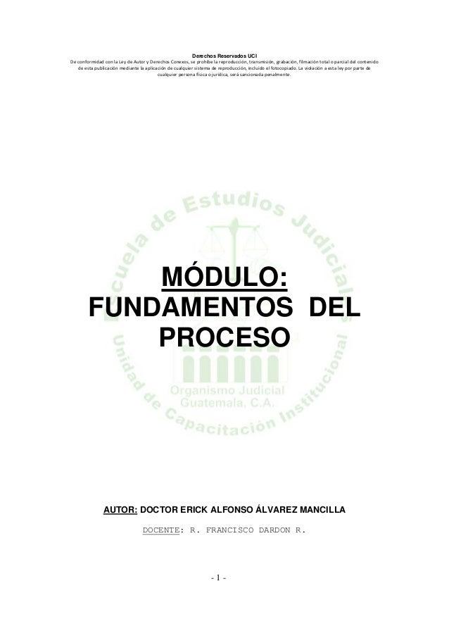 Derechos Reservados UCI DeconformidadconlaLeydeAutoryDerechosConexos,seprohíbelareproducción,transmisión,gr...