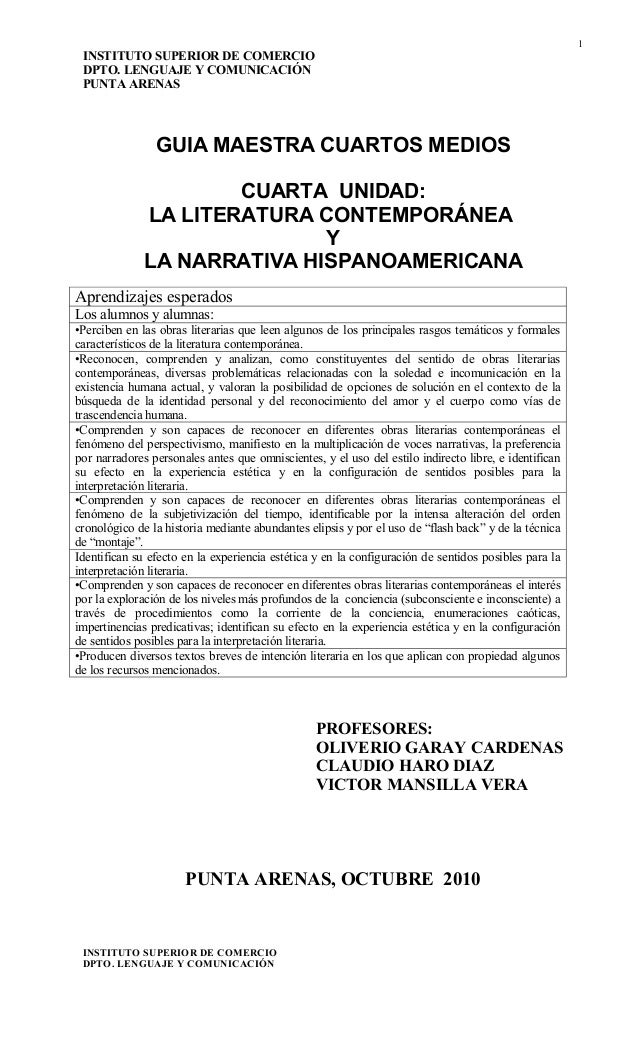 Introduccion a-la-literatura-hispanoamerivna-contemporanea