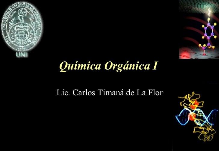 Introduccion a la Química Orgánica