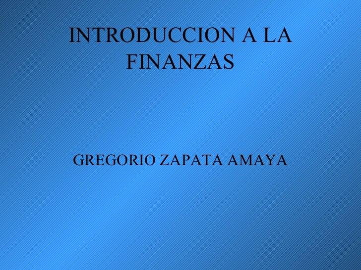 Introduccion a-las-finanzas
