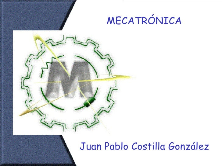 Introduccion A La Mecatronica