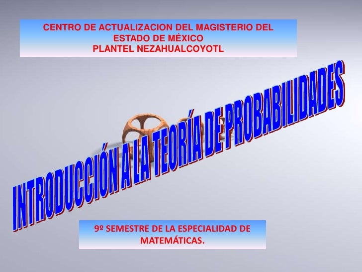CENTRO DE ACTUALIZACION DEL MAGISTERIO DEL             ESTADO DE MÉXICO         PLANTEL NEZAHUALCOYOTL              9º SEM...