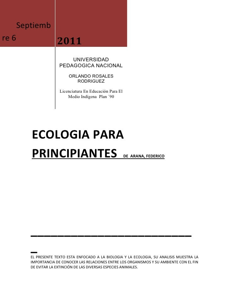 Septiembre 6                   2011                            UNIVERSIDAD                        PEDAGOGICA NACIONAL     ...