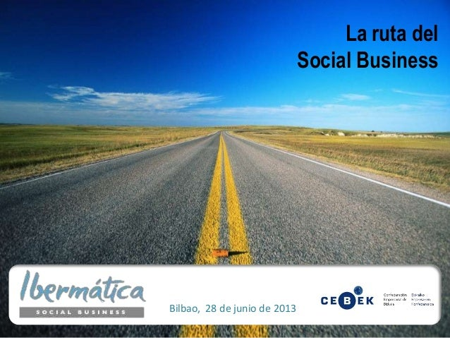 Introduccion al social business cebek28062013