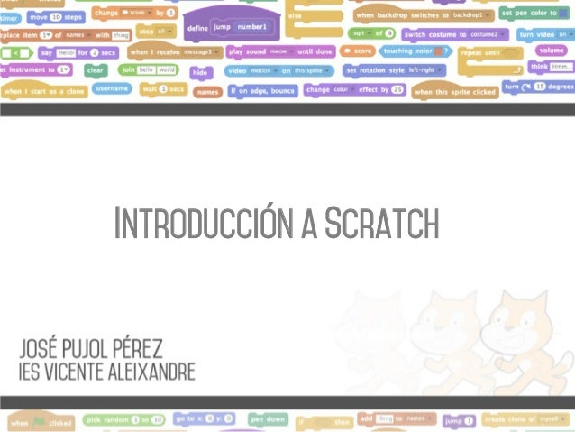 Introducción a Scratch
