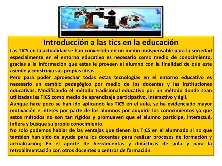 Introduccion de las tics for Importancia de los viveros forestales