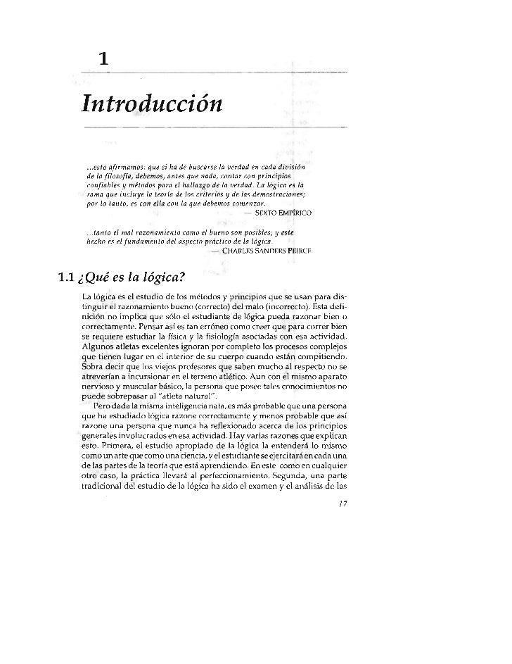 Introducción a la Lógica Parte 1