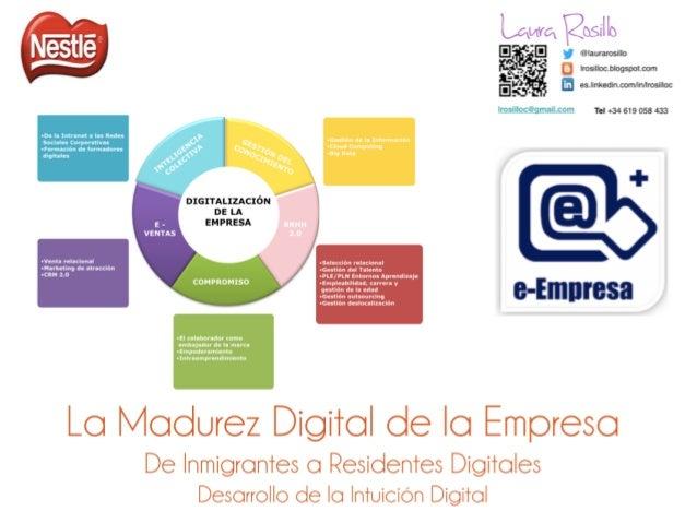 La Madurez Digital de la Empresa