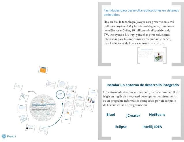[ES] Introducción al Desarrollo de Aplicaciones utilizando Tecnología Java