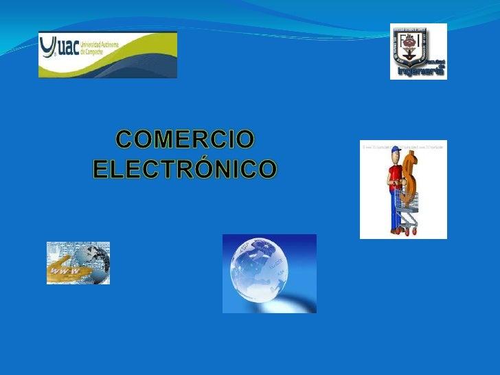 Introducicion al comercio electronico.