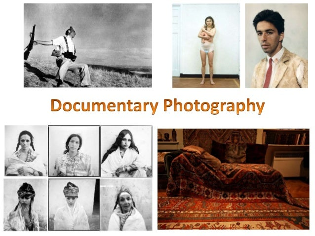 Introducing documentary lesson