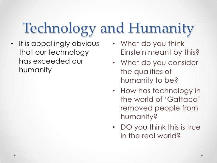 gattaca technology essay