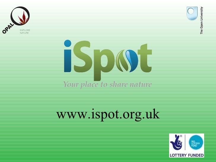 www.ispot.org.uk