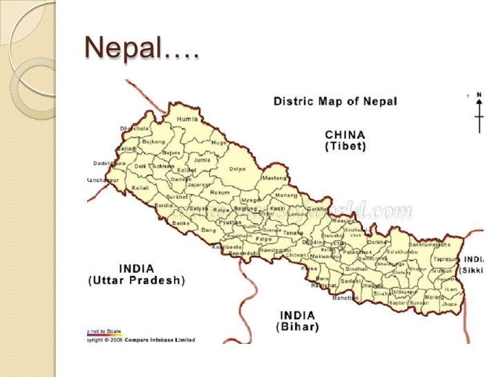 Introducing nepal in brief