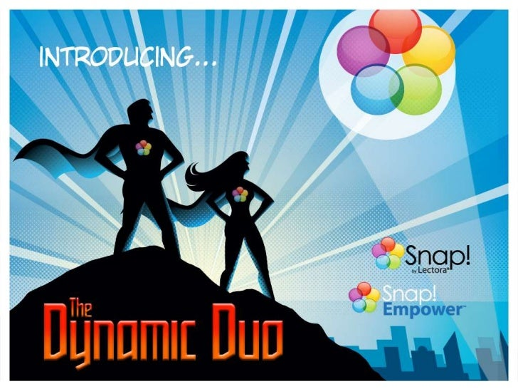 Introducing the Dynamic Duo of Snap Empower and Snap by Lectora