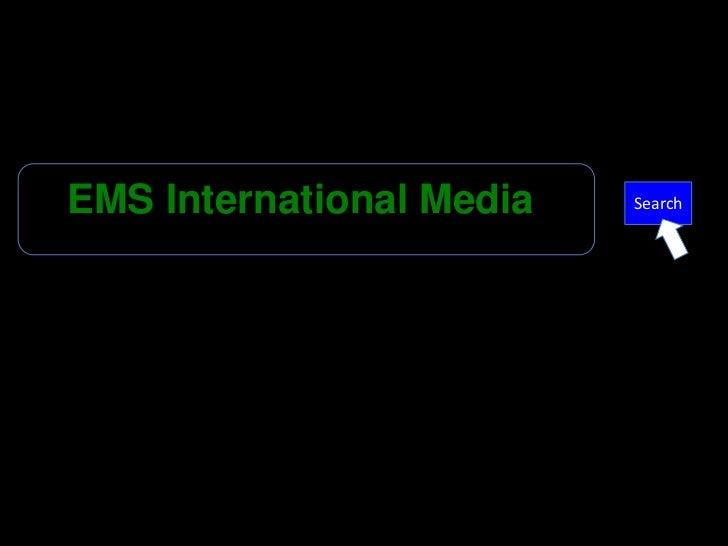 EMS International Media   Search