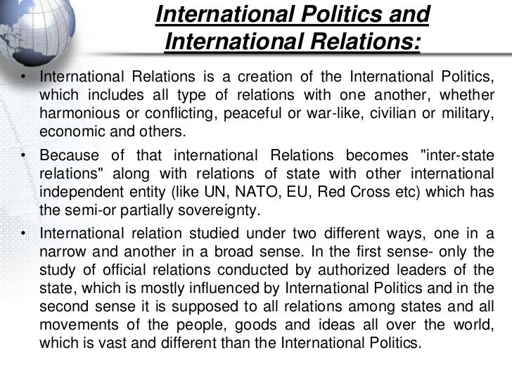 realism in international affairs politics essay Good essay topics for international relations  economics and global affairs topics politics  america idealism and realism in international relations essay |.