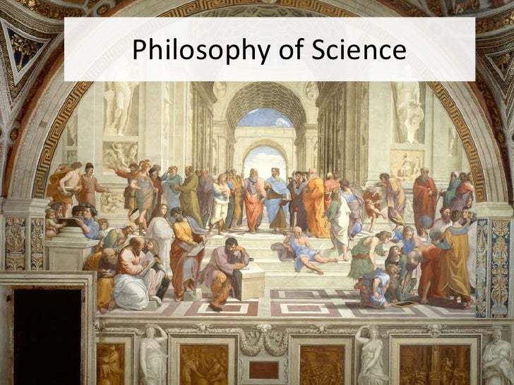Philosophy of Science<br />
