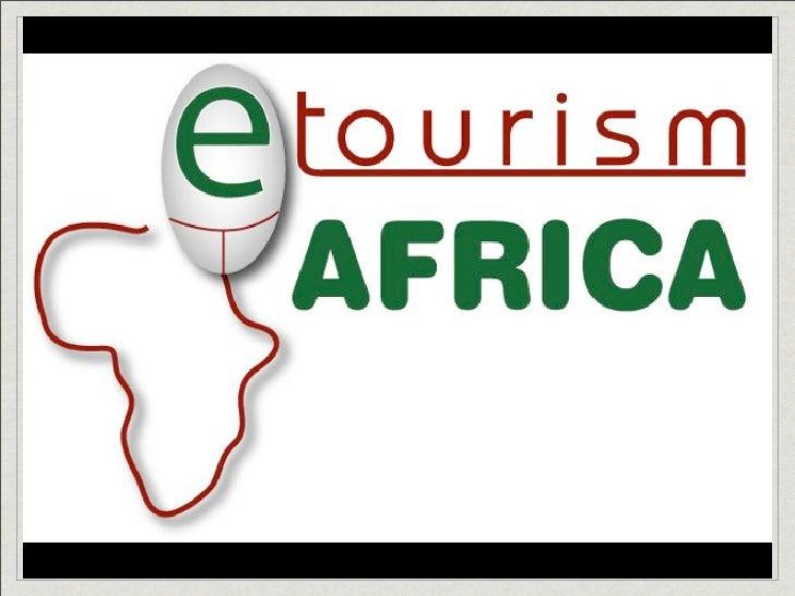 DAMIAN COOK MANAGING DIRECTOR  E-TOURISM AFRICA