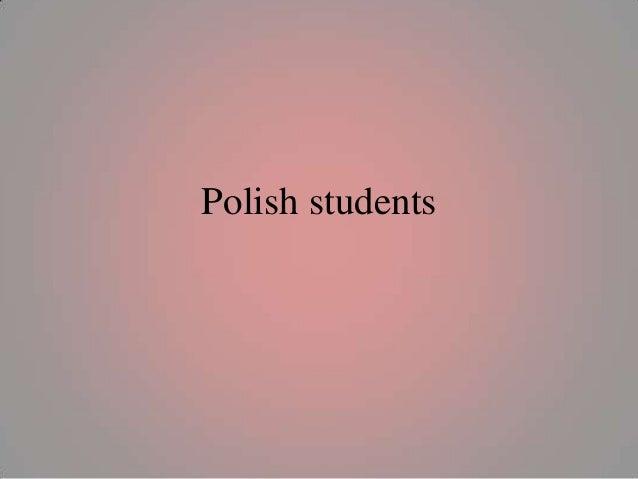 Polish students