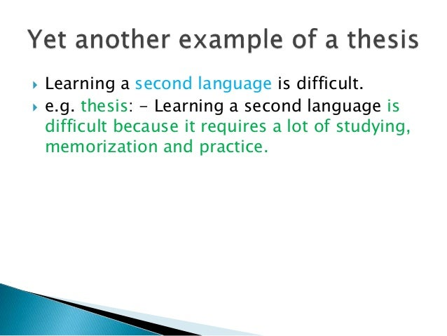 second language vocabulary acquisition thesis Lexical simplification and elaboration: sentence comprehension and incidental vocabulary acquisition a thesis arts in english as a second language thesis.