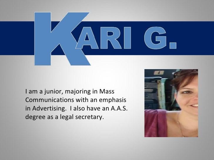 Introduction   kari g
