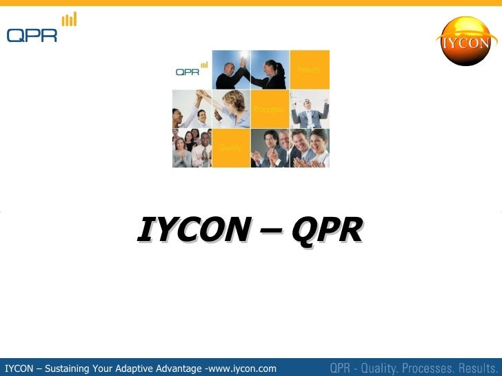 IYCON – QPR