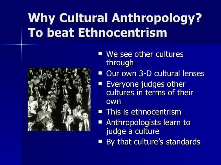 negative aspects of ethnocentrism Usages of ethnocentrism is to condemn it as negative, wrong hatred, hostility, and contempt as aspects of ethnocentrism, as none of these necessarily involves a.