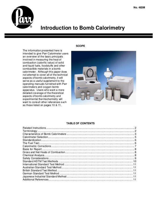experiment 12 calorimetry Enthalpy changes and calorimetry enthalpy changes in reactions calorimetry and heat measurement hess's law heats of formation at p = 40 atm and δv – 112 l.