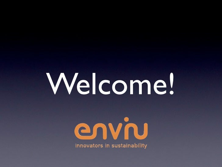 Introduction to Enviu Foundation