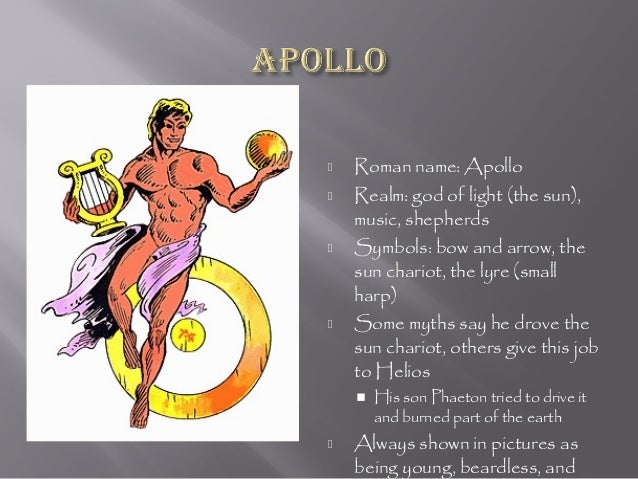 an introduction to the mythology of greek gods Greek mythology was created to explain what couldn't be understood an introduction to greek mythology greek myths are stories about gods.