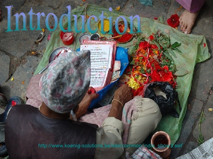 introduction to hinduism Review the major deities in hinduism and their individual roles in the spiritual lives of hindus introduction india remains one of the most religiously diverse nations in the world.